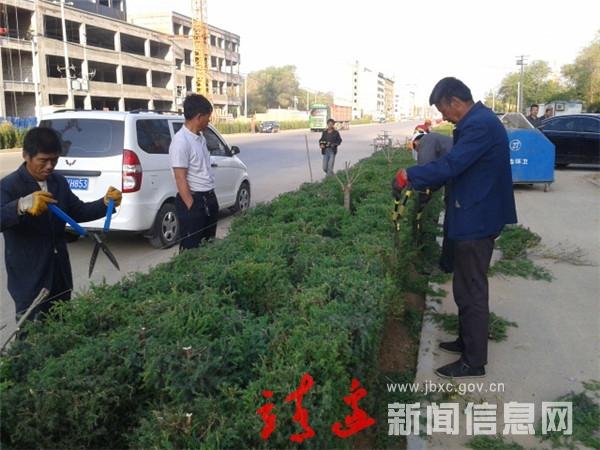 靖边县实施新建龙山路附属基础设施工程