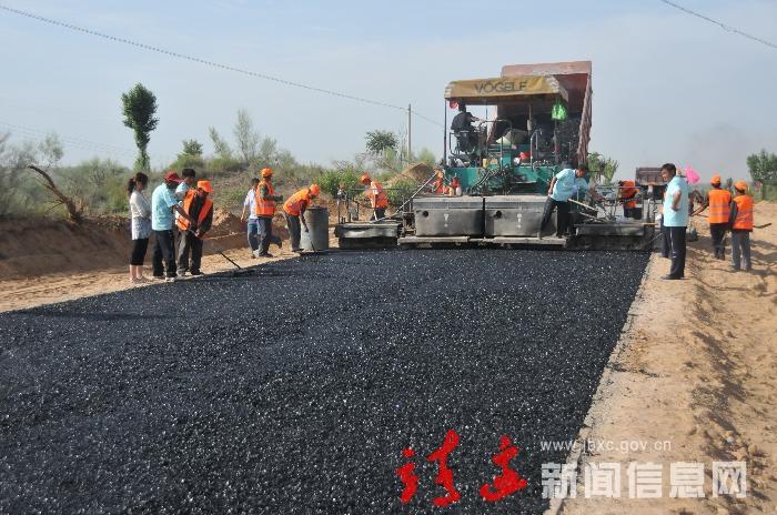 靖边:农村公路通车总里程达1810.8公里