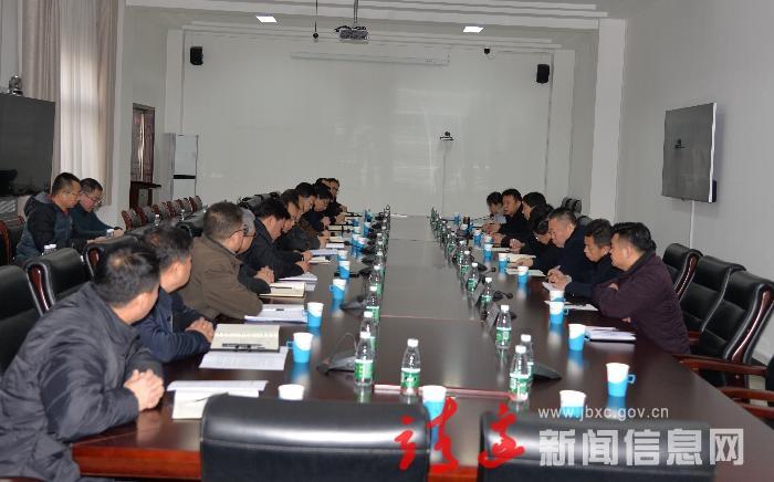 刘维平调研长庆油气企业年底入统情况
