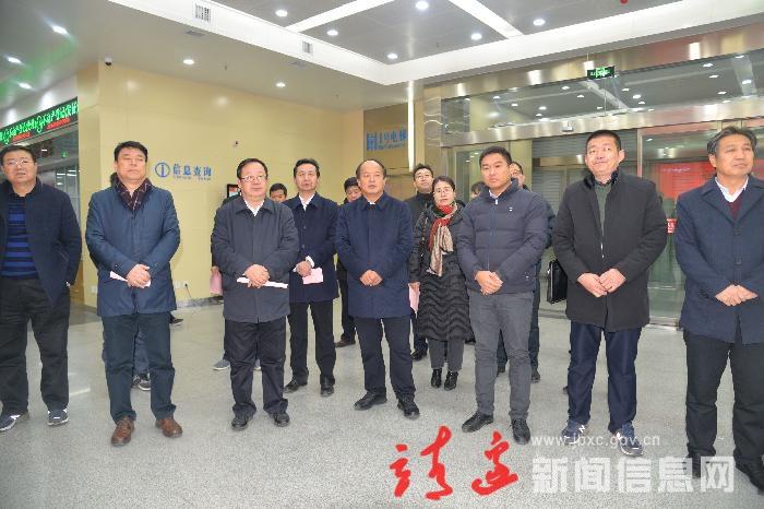省市政协来靖召开优化营商环境专题民主监督调研座谈会