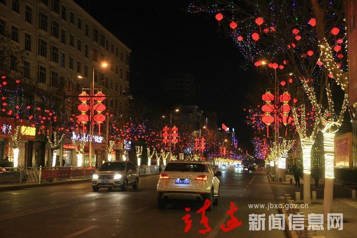靖边:祥和喜庆迎新春