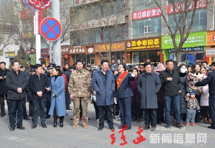 靖边:红火秧歌闹新春