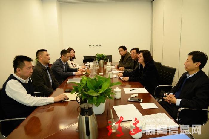 贺湘如率队赴京协调对接重点项目取得重大进展