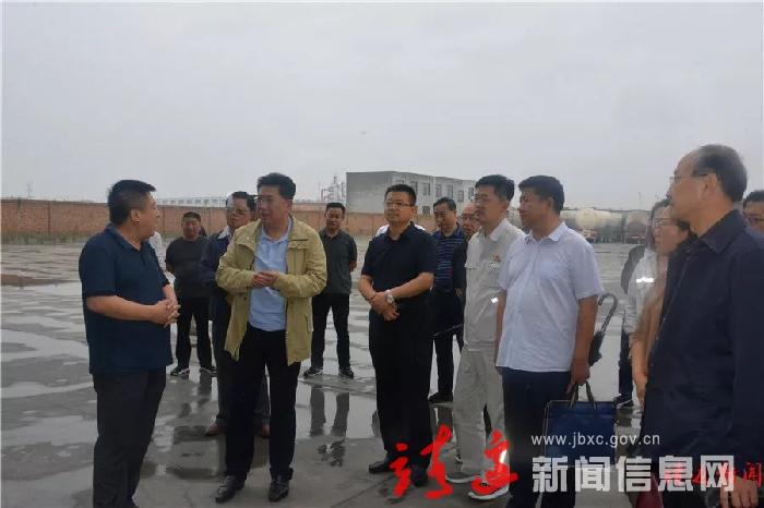 刘维平调研民营经济发展时强调:敢想敢干,助推民营经济高质量发展