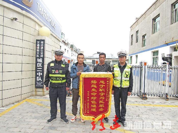 县交警大队开展交通安全宣传培训活动