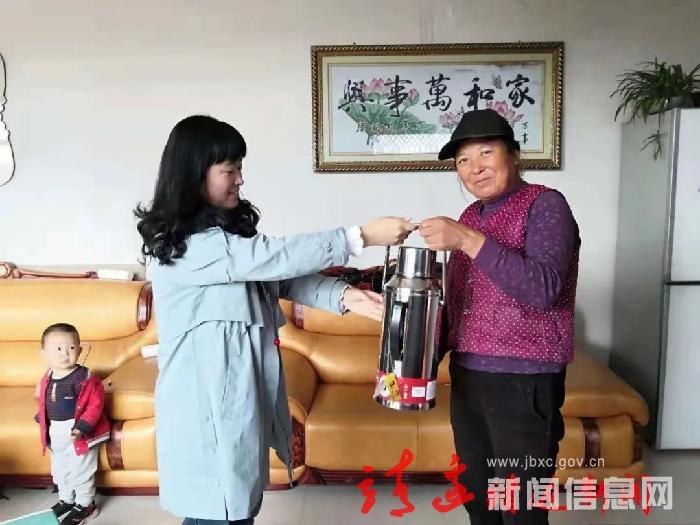 楊橋畔鎮:貧困戶主動償還小額信貸 扶志扶智顯成效