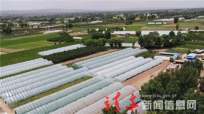 【辉煌十三五 靖边新成就】农业更强、农村更美、农民更富
